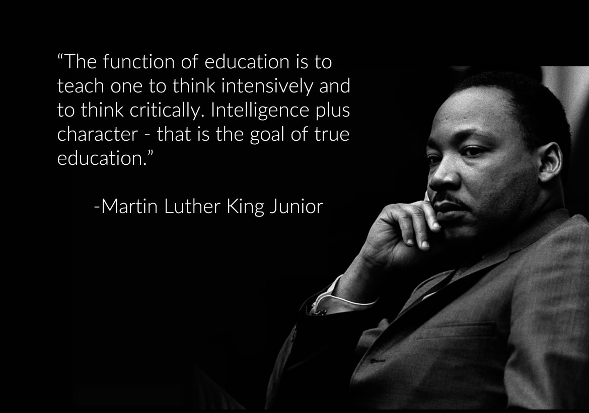 Citaten Martin Luther King : Martin luther king day